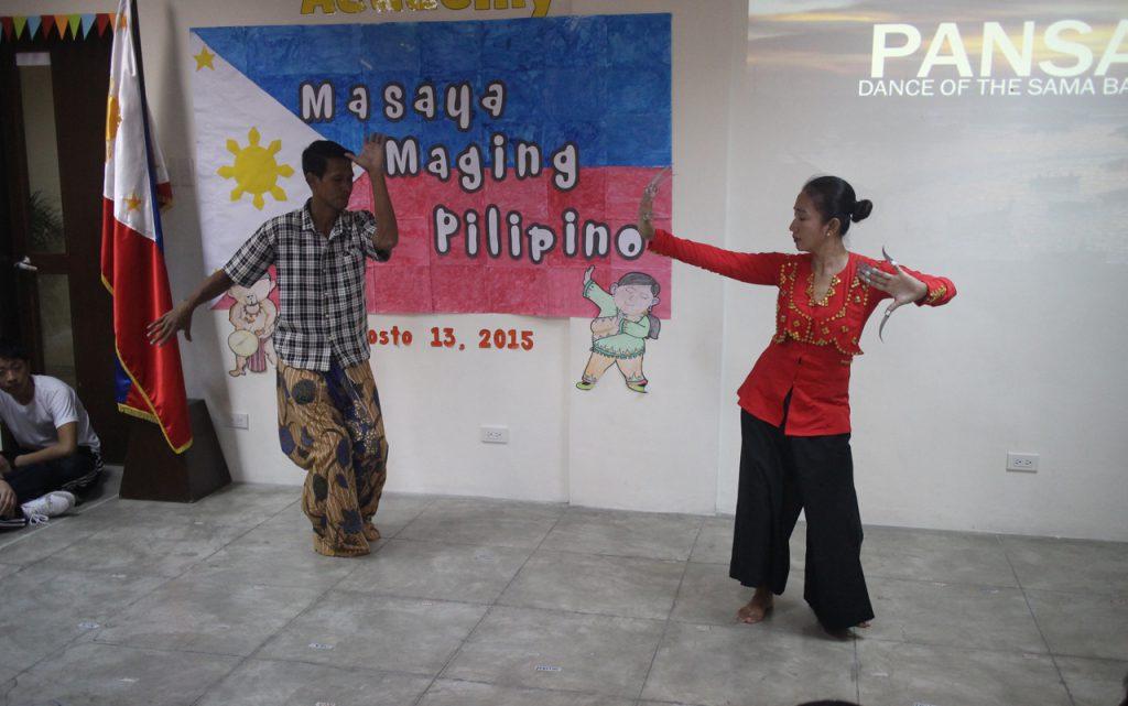 Igal Pansak: Celebrating Buwan ng Wika in a Different Way